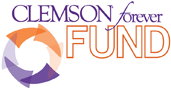 Giving to Clemson, Clemson University, South Carolina Wordmark