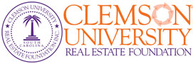 Clemson University Foundations, Clemson University, South Carolina Wordmark