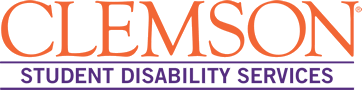 Student Disability Services at Clemson University