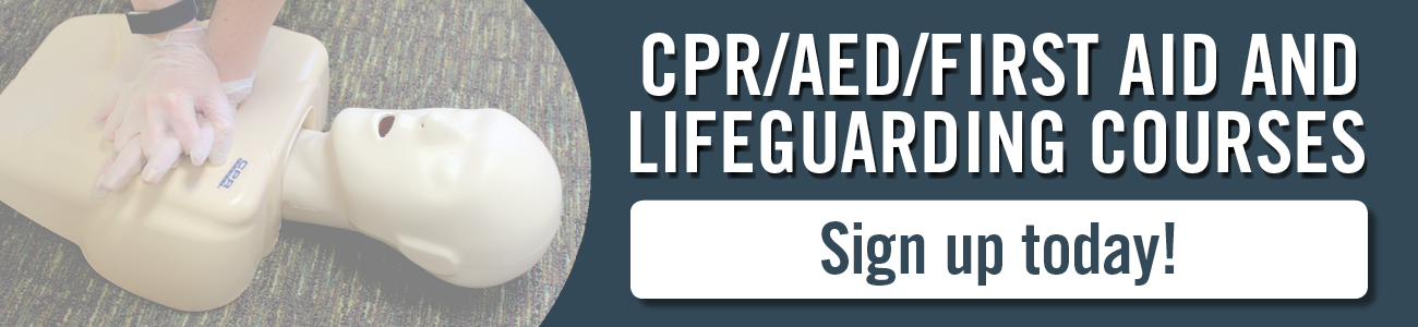 Lifeguard/CPR courses