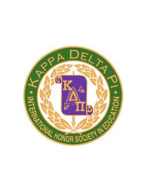 Kappa Delta Pi is an international honor society dedicated to scholarship and excellence in education. The organization fosters mutual cooperation, support and professional growth for educational professionals.