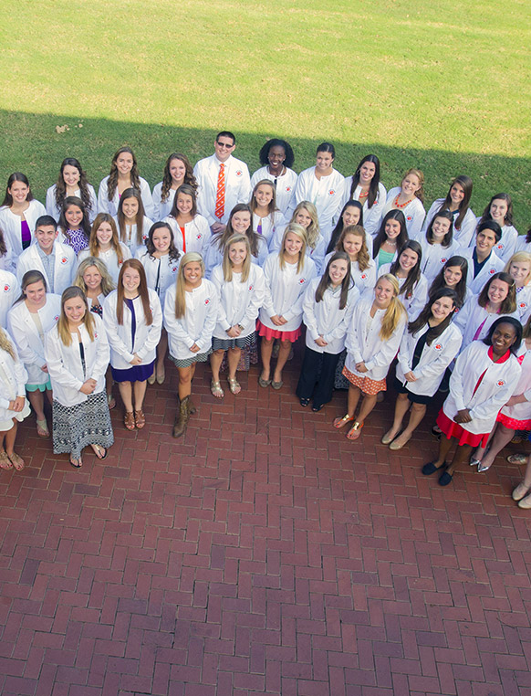 The nursing honors program prepares graduates to be innovators in nursing education, practice and research, and in doing so transform the health of individuals worldwide. If interested, you'll apply in the spring of your sophomore year.