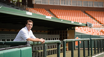 Baseball is family at Clemson University, South Carolina