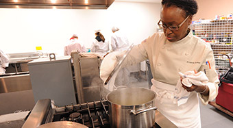 A recipe for success at Clemson University, South Carolina