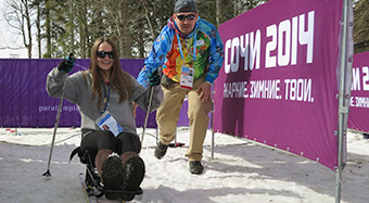 Students reflect on Sochi Paralympics at Clemson University, South Carolina