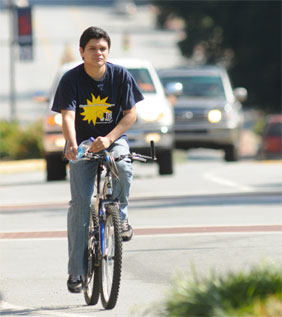 Bicycle Friendly University, Clemson University, Clemson South Carolina