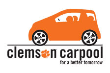 Clemson Carpool was established to help facilitate increased carpool opportunities. The program is available to students, faculty, and staff and provides discounted and more convenient parking locations. is a similar initiative, but is a web-based rideshare program that helps to facilitate increased carpool/vanpool opportunities.