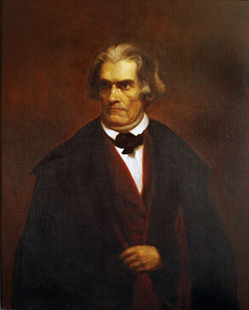 the life story and political career of john caldwell calhoun John calhoun john c calhoun loved his country but he also loved his home  state of south carolina, and he supported its institution of slavery he believed in .