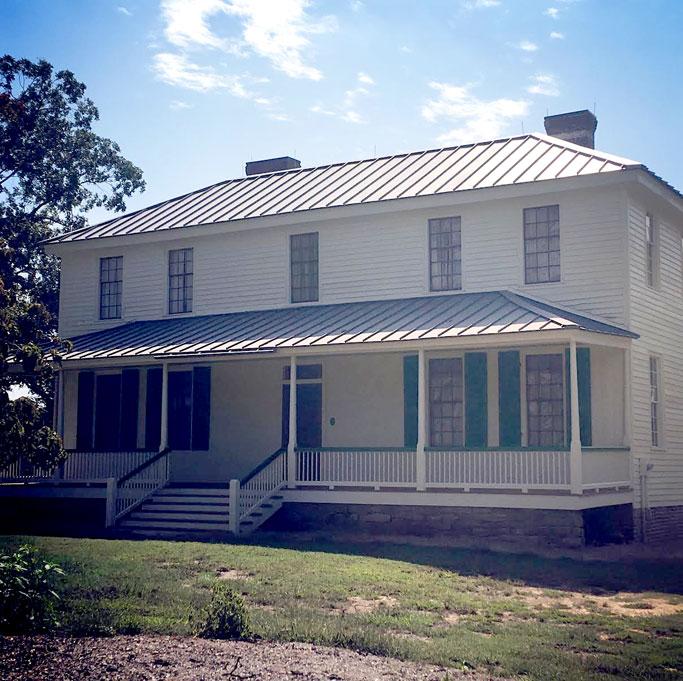Hopewell Plantation Home