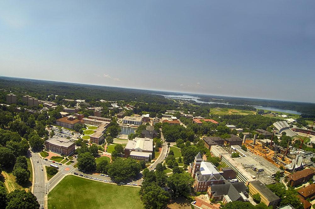 Campus Slideshow About Clemson University South Carolina