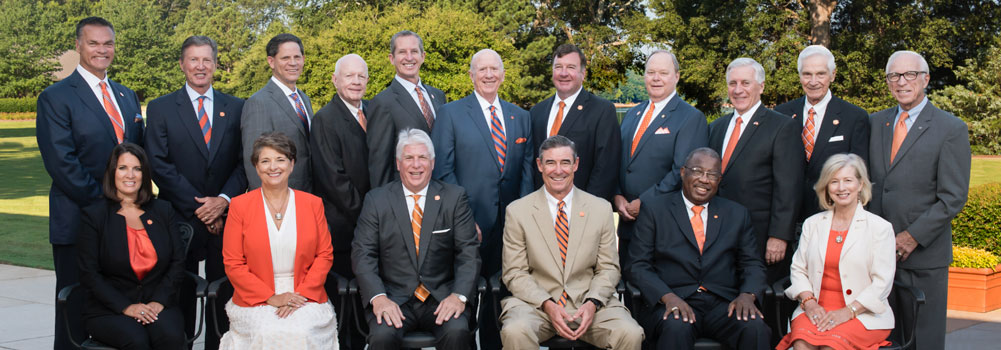 Board Of Trustees Home Clemson University South Carolina