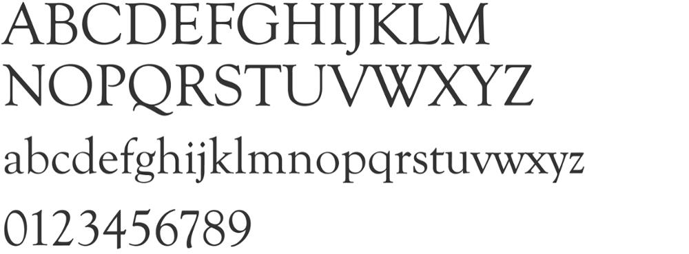 Typography | Clemson University, South Carolina