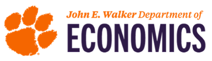 John E. Walker Department of Economics