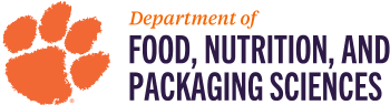 Department of Food, Nutrition, and Packaging Sciences