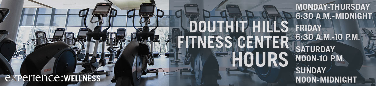Douthit Hills Fitness Center Open