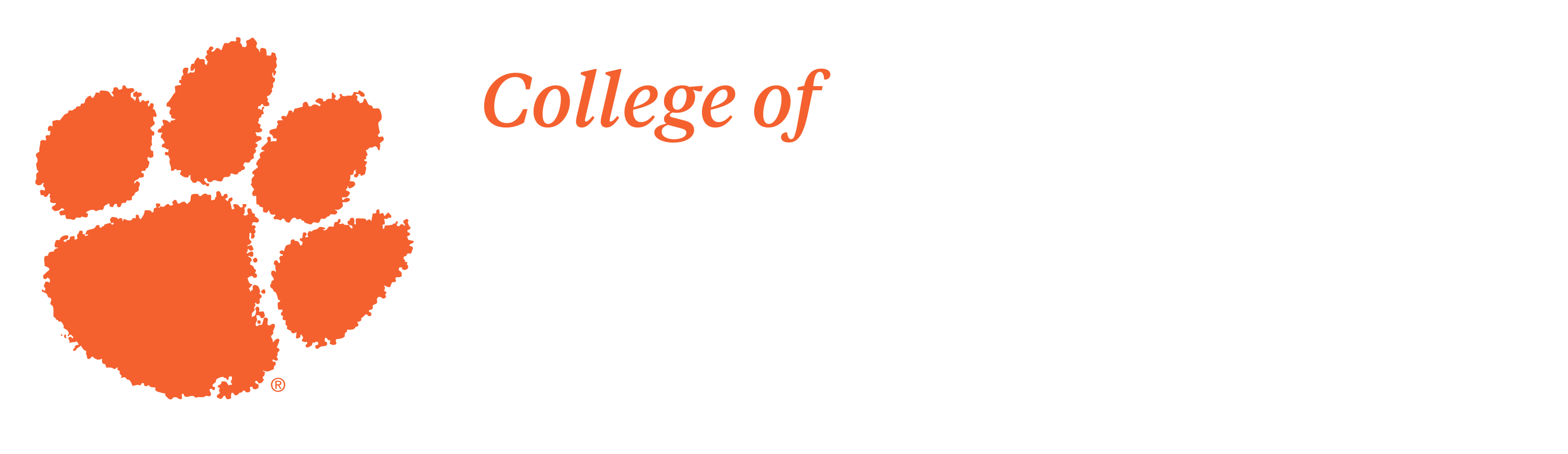 Clemson University College of Engineering, Computing and Applied Sciences, South Carolina