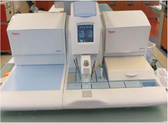 paraffin embedding machine
