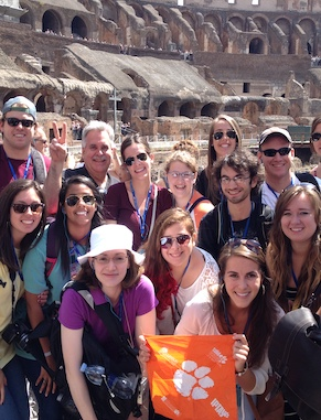 Study abroad opportunities have included visiting ancient sites in Israel and Jordan and exploring cities in Greece that were foundational to Christianity, among others.