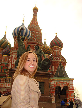 Each year, agricultural education students have the chance to travel to Russia and enroll in a semester of agricultural communications course work while gaining a unique cultural experience.