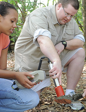 See what our students have to say about majoring in environmental engineering at Clemson.