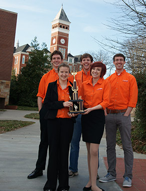 The Intercollegiate Ethics Bowl Competition is a modified form of debate centered on case studies that raise questions of practical and applied ethics. More than 100 teams from across the U.S. compete each year.