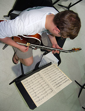 The Department of Performing Arts offers private music lessons to all students attending Clemson. Private instruction is offered in a wide variety of instruments as well as voice.