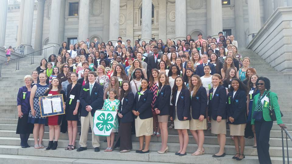 4 h clubs college of agriculture forestry and life sciences