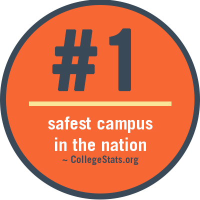 Safest Campus in the nation