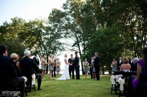 Clemson university wedding
