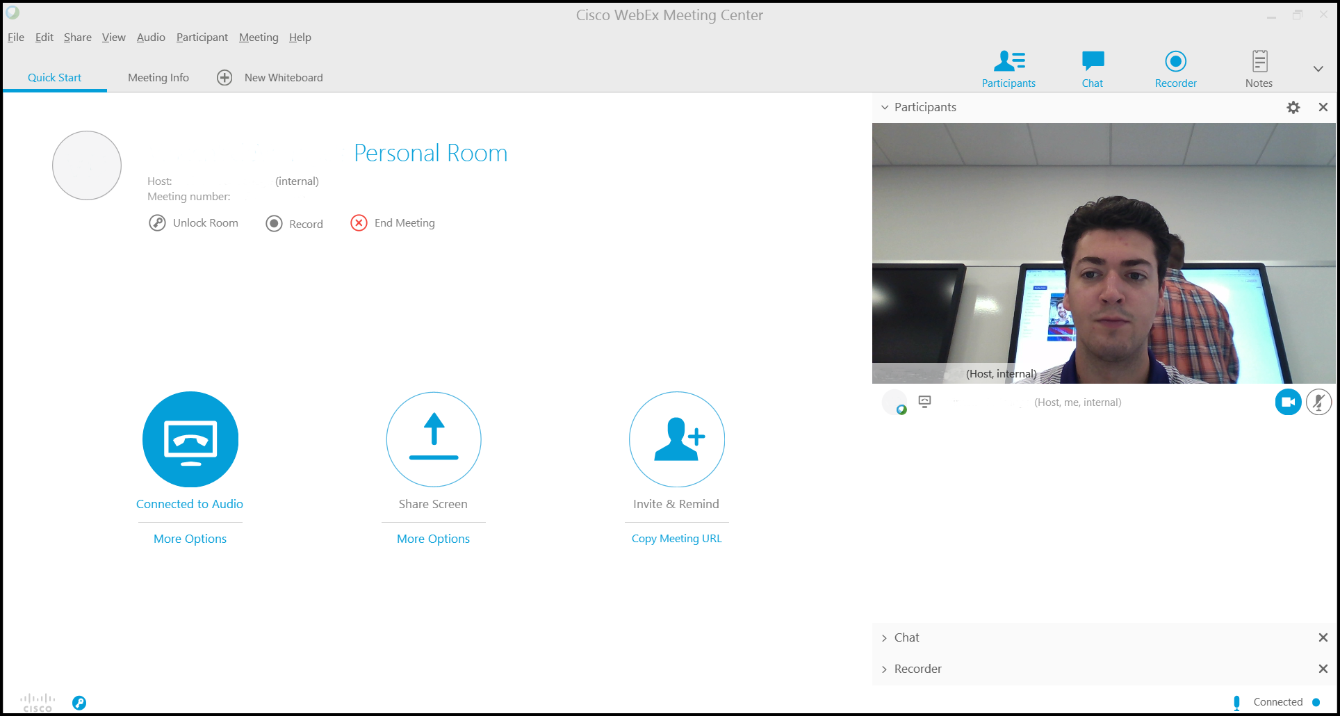 Cisco WebEx | Clemson University, South Carolina