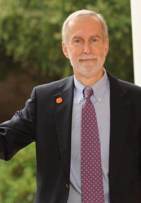 Dr. Robert H. Jones, Excecutive Vice President for Academic Affairs and Provost at Clemson University, Clemson South Carolina
