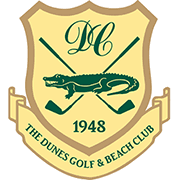 The Dunes Golf and Beach Clug logo