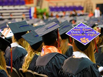 Bhs Graduation 2020.Graduation Clemson University South Carolina